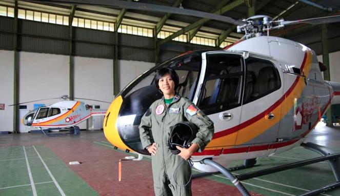 Sekolah Pilot Helikopter
