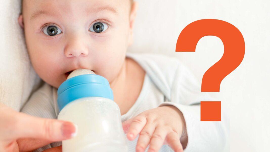 laktosa pada susu formula