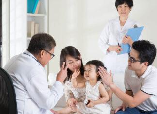 jadwal imunisasi anak