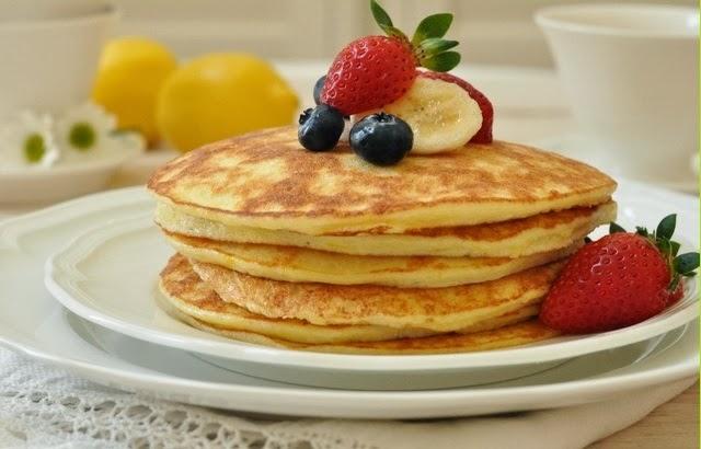 resep pancake susu