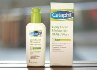 cetaphil daily facial moisturizer spf 15